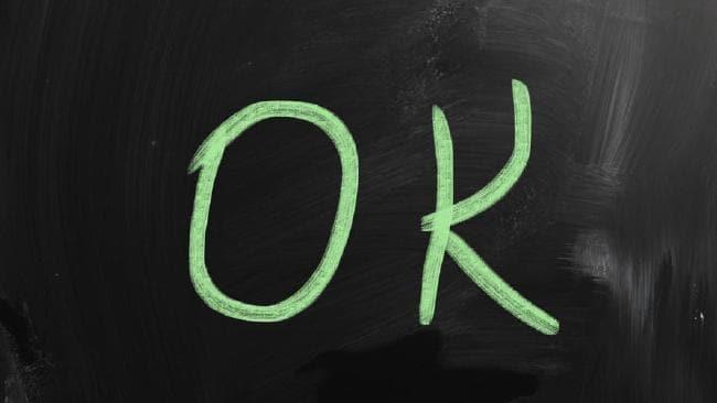 Maksud Perkataan 'OK'