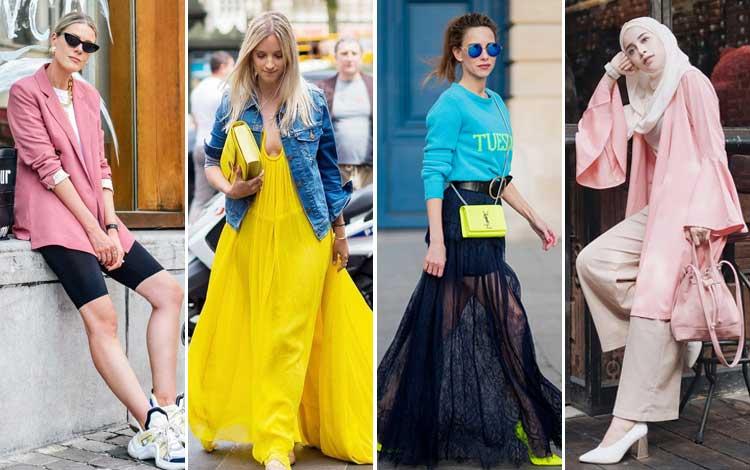 Trend Fesyen Wanita Yang Dibenci Lelaki